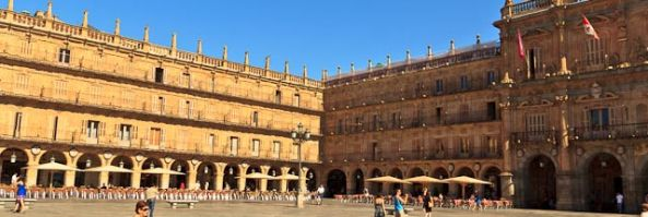 Salamanca? No the other one