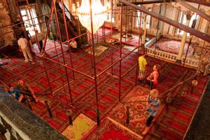 """Shumen mosque, """"Tombul"""""""